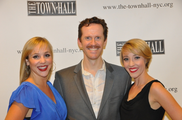 Kelly Sheehan, Jeffry Denman and Anna Aimee White