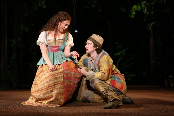 Photo Flash: Lily Rabe, David Furr et al. in The Public Theater's AS YOU LIKE IT