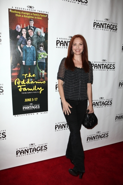 Photo Flash: THE ADDAMS FAMILY's Opening Night at Pantages Theatre!