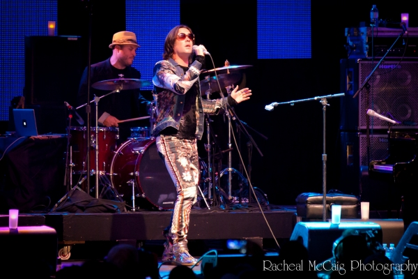 Photo Coverage: Rufus Wainwright Lights up the Night at Luminato