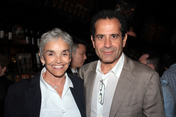 Brooke Adams, Tony Shalhoub