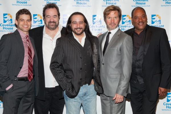 Photo Coverage: Jeremy Jordan, Laura Bush & More Honor Jon Bon Jovi; Support Homeless Youth