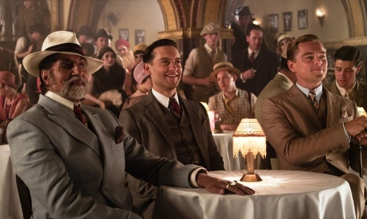 Amitabh Bachchan, Tobey Maguire & Leonardo DiCaprio at New Photos Released for THE GREAT GATSBY