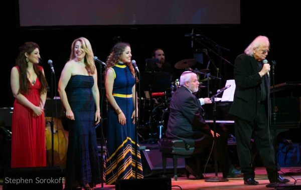 Jay Black at National Yiddish Theatre Honors Neil Sedaka