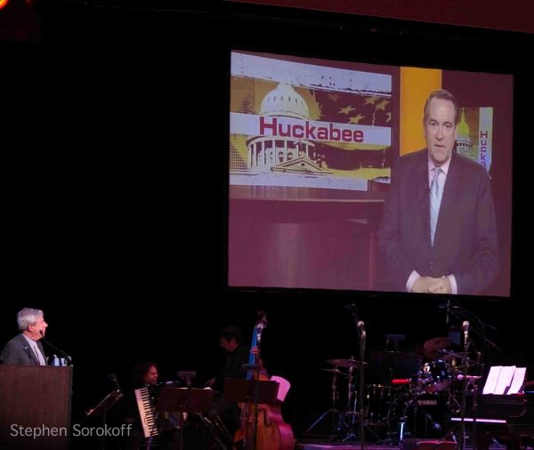 Marty Markowitz at National Yiddish Theatre Honors Neil Sedaka