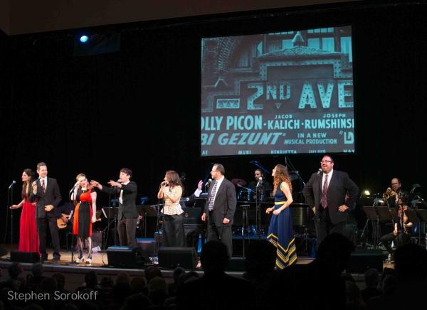 Photo Coverage: National Yiddish Theatre Honors Neil Sedaka
