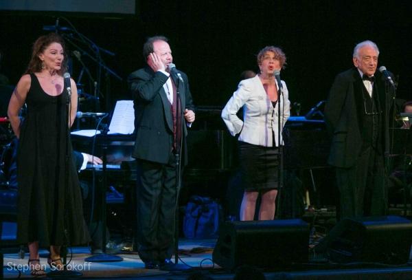 Eleanor Reissa, Avi Hoffman, Lori Wilner, Bob Abelson