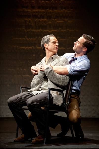 Patrick Breen and Luke MacFarlane