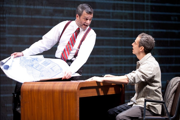 Photo Flash:  First Look at Patrick Breen, Luke MacFarlane, et al. in Arena Stage's THE NORMAL HEART