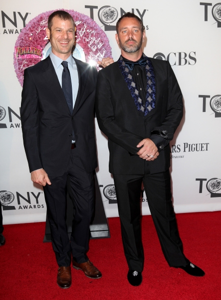 Matt Stone & Trey Parker at 2012 Tonys - What the Stars Wore; Fashion Hits & Misses!