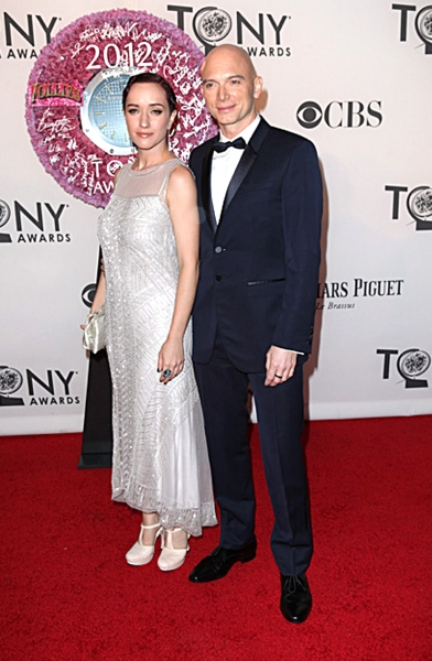 Couples: Michael Cerveris and Kimberly Kay