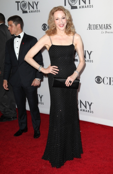 Jan Maxwell at 2012 Tonys - What the Stars Wore; Fashion Hits & Misses!