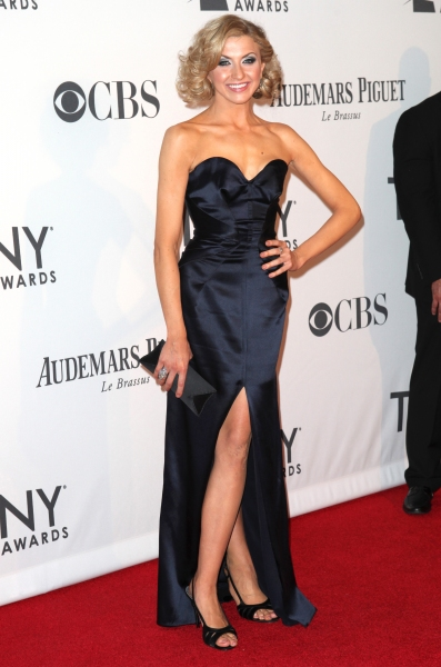 Nina Arianda at 2012 Tonys - What the Stars Wore; Fashion Hits & Misses!