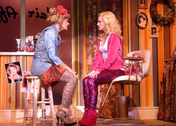Sarah Rex and Hayley Podschun Photo