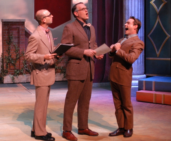 Ben Dicke, Markus Warren, and Matt LaFontaine