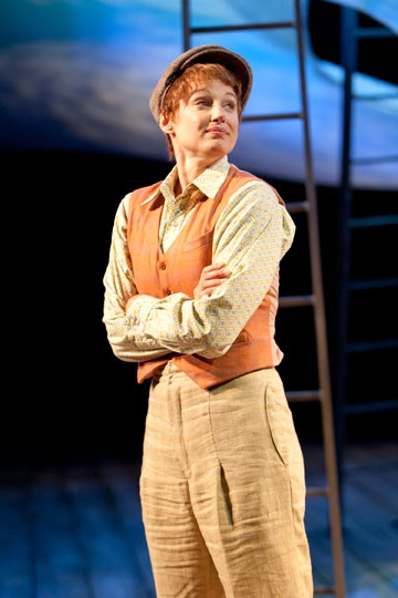 Dana Green as Rosalind in The Old Globe's Shakespeare Festival production of William Shakespeare's As You Like It, directed by Adrian Noble, June 10 - Sept. 30, 2012. Photo by Henry DiRocco. at First Look at Old Globe's AS YOU LIKE IT