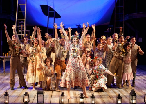 Photo Flash: First Look at Old Globe's AS YOU LIKE IT