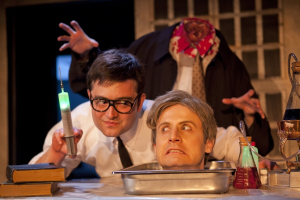 Photo Flash: First Look at RE-ANIMATOR at NYMF!