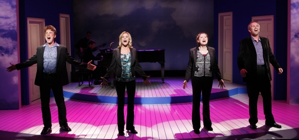 Photo Flash: First Look at York Theatre's CLOSER THAN EVER