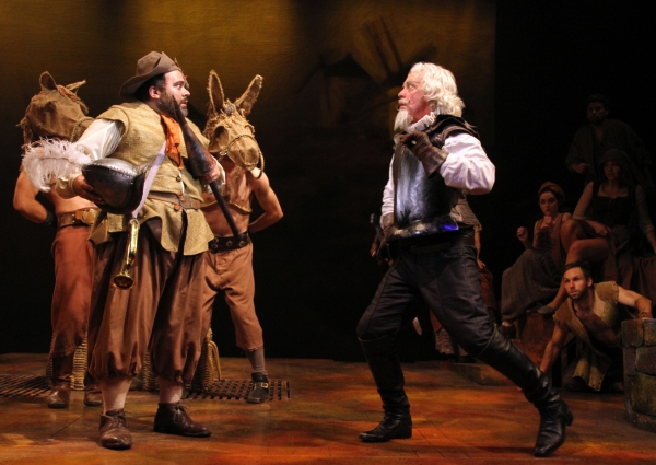 Photo Flash: Terrence Mann et al. in Connecticut Rep's MAN OF LA MANCHA