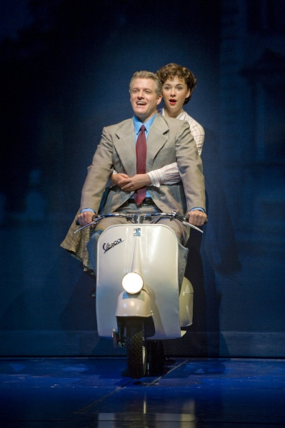 Does ROMAN HOLIDAY Have A Future Home on Broadway?