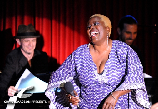 Photo Coverage: Upright Cabaret Presents Tony Winner Lillias White