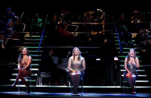 Patina Miller, Heidi Blickenstaff and Leslie Kritzer at Complete First Look at FIRST YOU DREAM Revue at Kennedy Center!