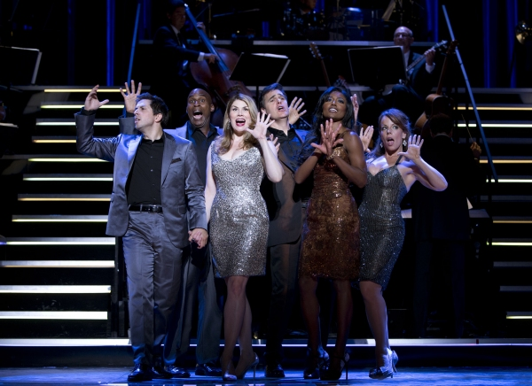 Cast of First You Dream at Complete First Look at FIRST YOU DREAM Revue at Kennedy Center!