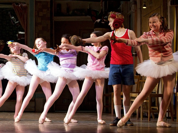 BWW Reviews: BILLY ELLIOT Dances to Des Moines