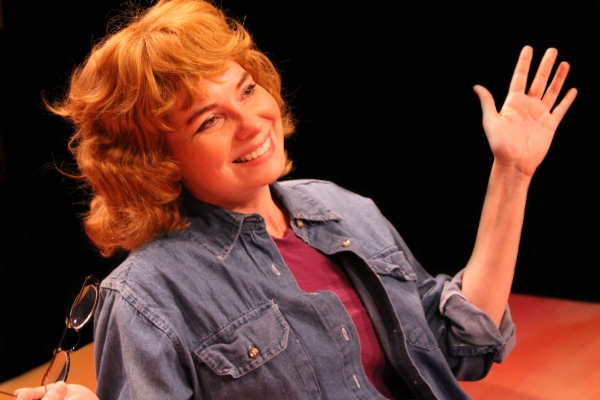 Sara Gaston as Molly Ivins