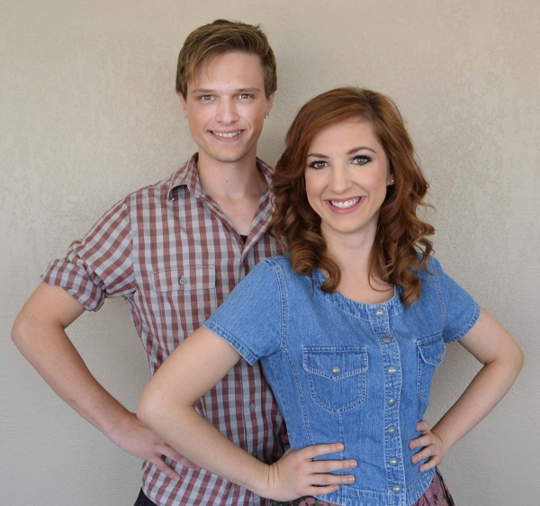 Josh Bess as Ren & Chelsea Ringer as Ariel