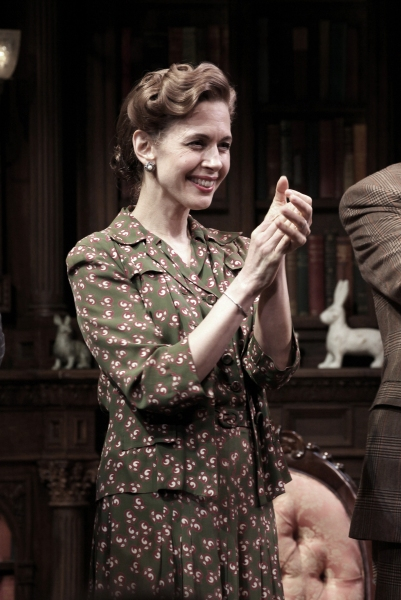 Photo Coverage: Spot the Rabbit! HARVEY Opening Night Curtain Call; Parsons, Hecht, Kane, Kimbrough & More