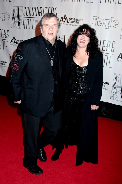 Meat Loaf and Patti Russo Photo