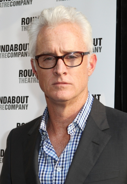 John Slattery at Stars on the HARVEY Opening Night Red Carpet