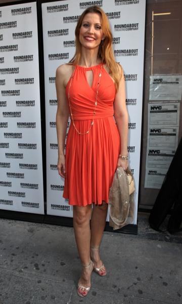 Rachel York at Stars on the HARVEY Opening Night Red Carpet