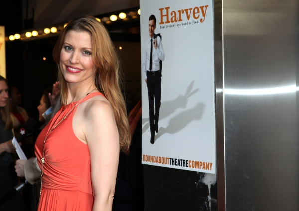 Rachel York  at Stars on the HARVEY Opening Night Red Carpet