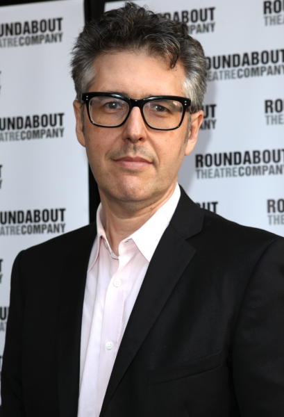 Ira Glass at Stars on the HARVEY Opening Night Red Carpet