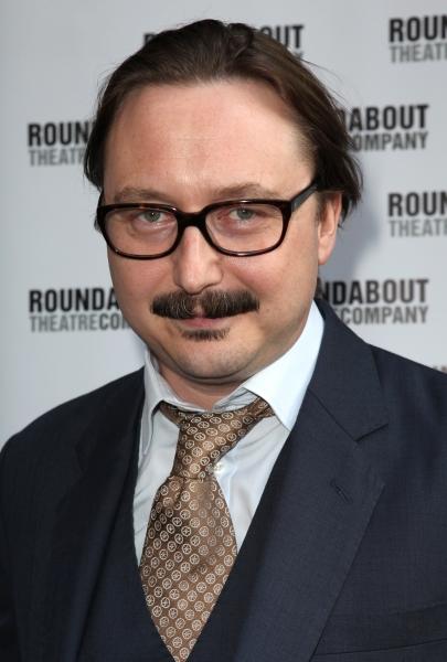 John Hodgman at Stars on the HARVEY Opening Night Red Carpet