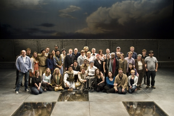 Photo Flash:  First Look at La Jolla's BLOOD AND GIFTS!