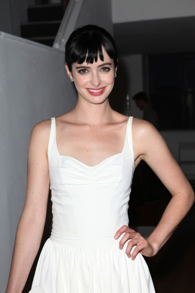 Photo Coverage: MCC's THE HEART OF THE MATTER Reading Celebrates Opening - Krysten Ritter & More!