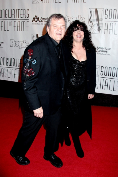 Meat Loaf and Patti Russo