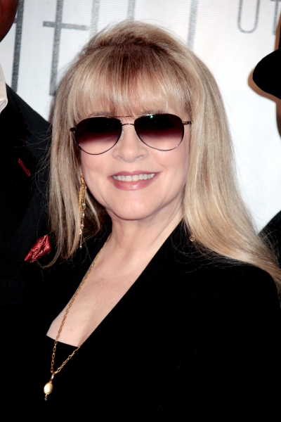 Stevie Nicks at Bette Midler, Constantine Maroulis, Cheyenne Jackson et al. at Songwriters Hall of Fame 2012 Gala