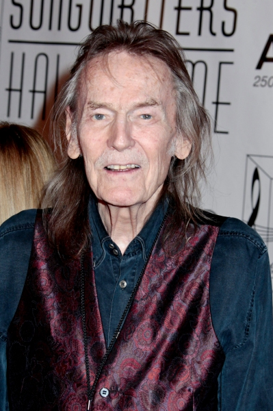 Gordon Lightfoot at Bette Midler, Constantine Maroulis, Cheyenne Jackson et al. at Songwriters Hall of Fame 2012 Gala