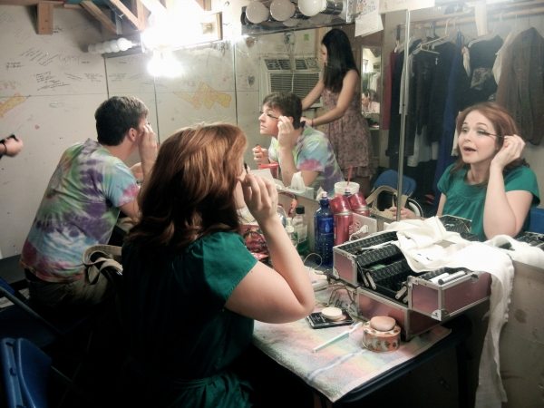 Photo Coverage: It's Intermission@Next to Normal