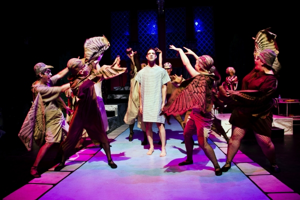 Photo Flash: La MaMa's THE ETIQUETTE OF DEATH World Premiere