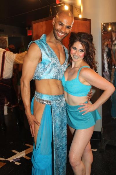Robb Sherman and Marissa Joy Ganz
