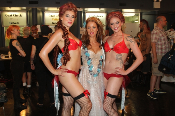 Jessica Lee Brown, Molly Winter Stewart and Kourtni Lind Photo