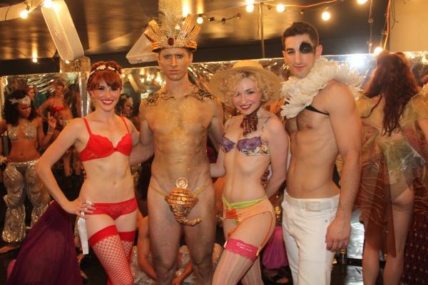 Abby Church, Jonathan MacMillan, Paloma Garcia- Lee and Brandon Rubendall