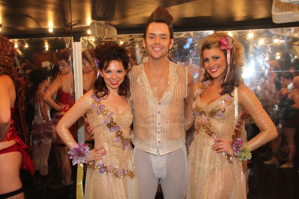 Ashley Campana, Scott Gurthrie and Kristin Wetherington Photo