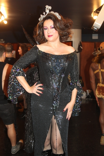 Jennifer Tilly at Backstage at BROADWAY BARES XXII - 'Happy Endings' Galore!